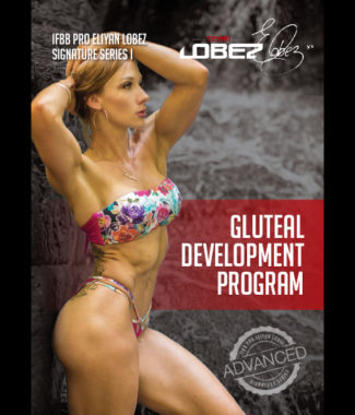 eliyan lobez signature series gluteal development advanced program