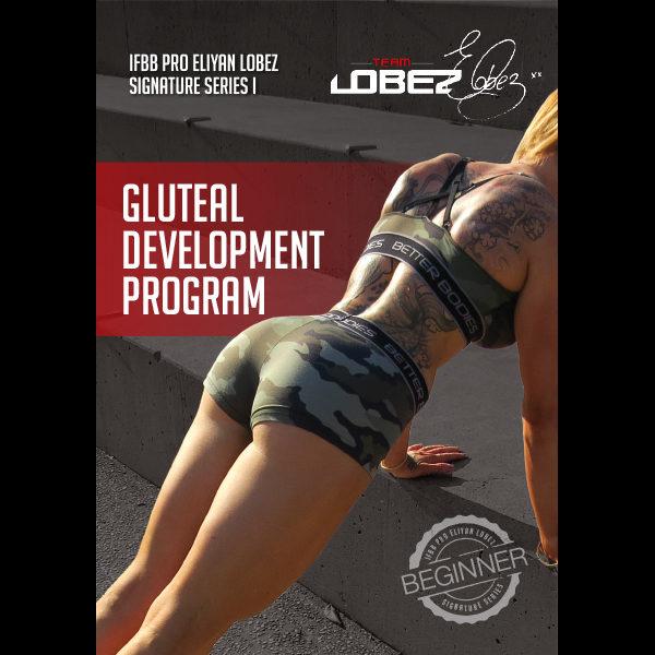 eliyan lobez signature series gluteal development program for beginners